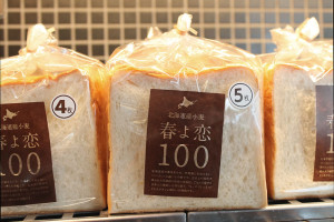 boulangerie gout(ブーランジュリーグウ) 春よ恋100食パン
