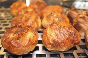 boulangerie gout(ブーランジュリーグウ)リンゴのクイニ・アマン