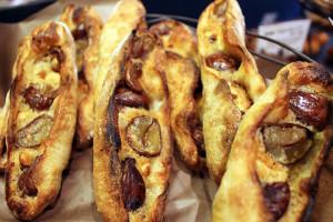 boulangerie gout(ブーランジュリーグウ)栗とカシューナッツのバトン