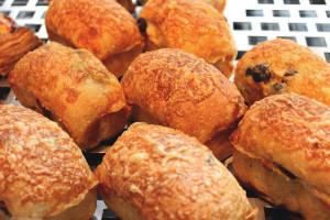 boulangerie gout(ブーランジュリーグウ)ケークサレ風フォカッチャ