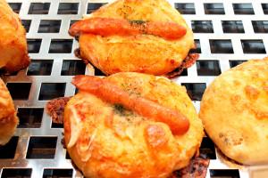 52 boulangerie gout(ブーランジュリーグウ)チョリソーのフォカッチャ