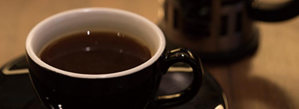 新しいコーヒー