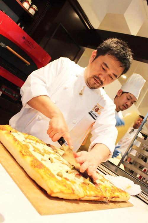 boulangerie gout(ブーランジュリーグウ) イタリアパンの巨匠から学んだ「パンの原点」